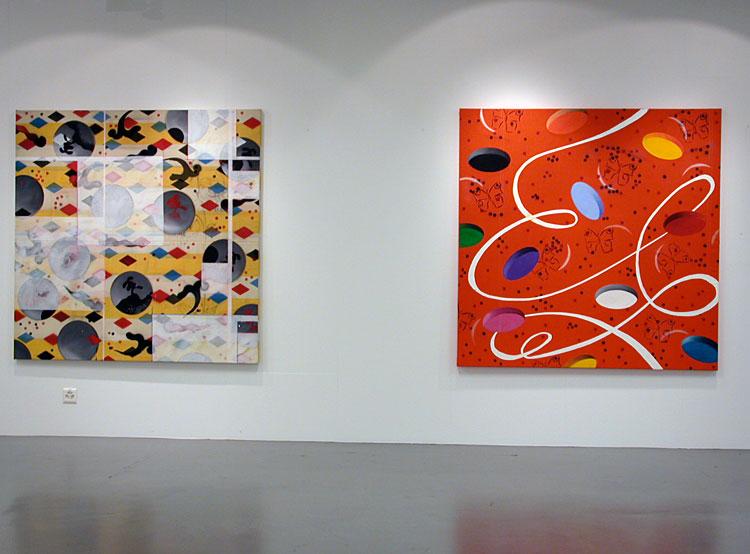 ARTSENAL einzelausstellung, delémont, 2008
