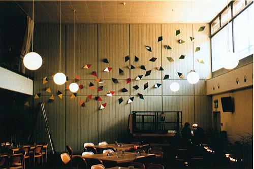 wandgestaltung migros genossenschaftsbund (gruppenarbeit), 1997
