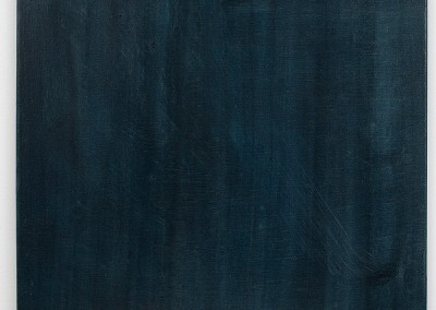from DAO-serie; 2014 – 2015, indigo, gummiarabicum, schelllack, 60 x 60 cm