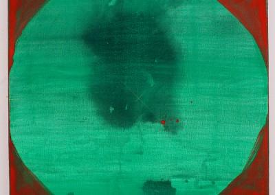 from DAO-serie; 2014-2015, pigmente, gummiarabicum, tusche, acryl, 50 x 50 cm